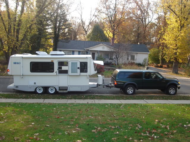 Toyota Tacoma V6 Towing Capacity >> Thinking of purchasing this - Page 2 - Hi-Lo camper travel trailer forum